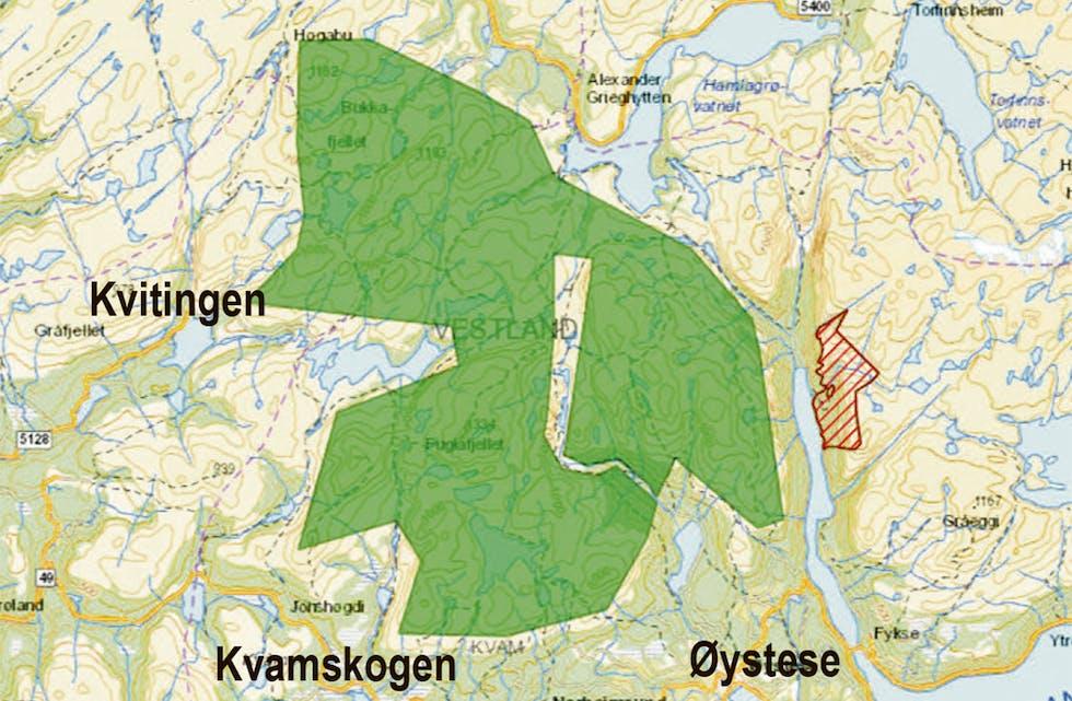 Kart nasjonalpark