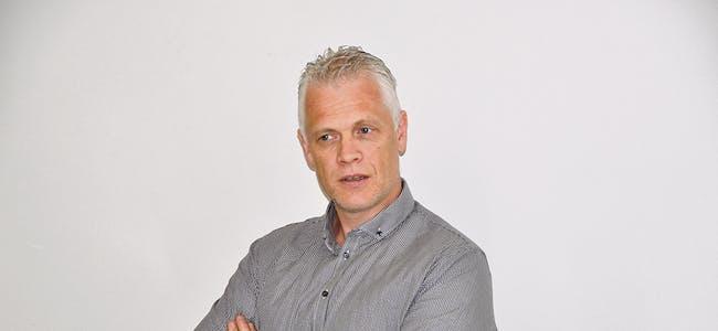 EIN AV FJORTEN: Ordførar Knut Harald Frøland er mellom kandidatane til rådmannsstillinga.